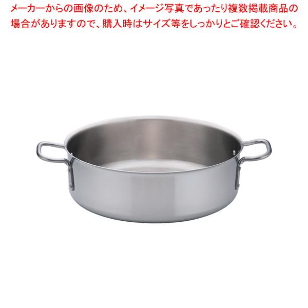 トリノ 外輪鍋 42cm【メイチョー】【厨房用品 調理器具 料理道具 小物 作業 】