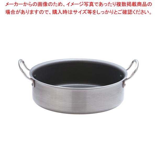 TKG IHセレクト 2層クラッド 外輪鍋 30cm 【メイチョー】