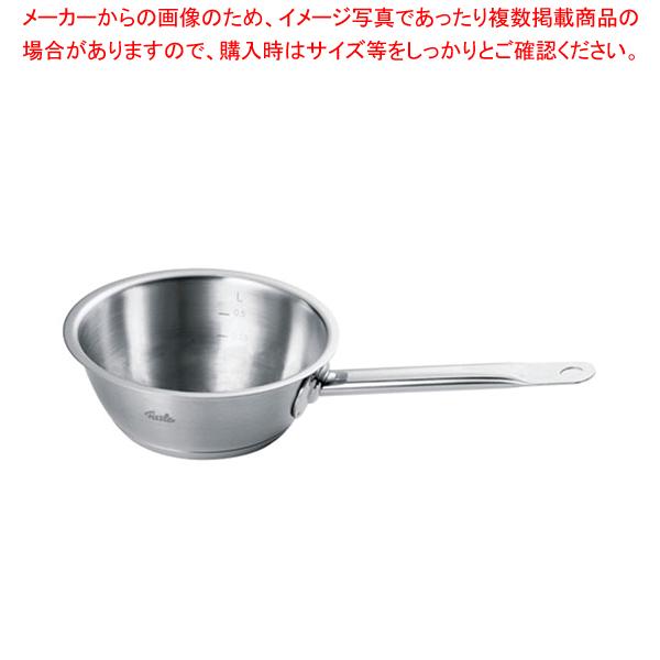 フィスラー 18-10コニカルパン 84-143(蓋無) 20cm 【メイチョー】