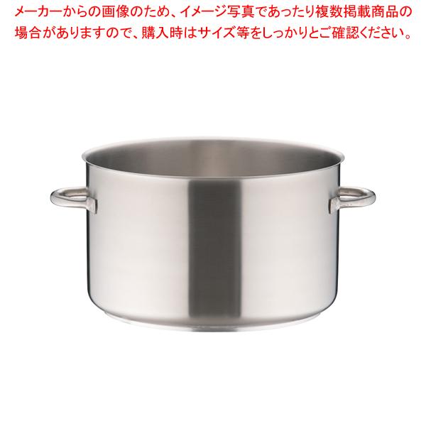 モービルプロイノックス半寸胴鍋 (蓋無) 5935.50 50cm 【メイチョー】