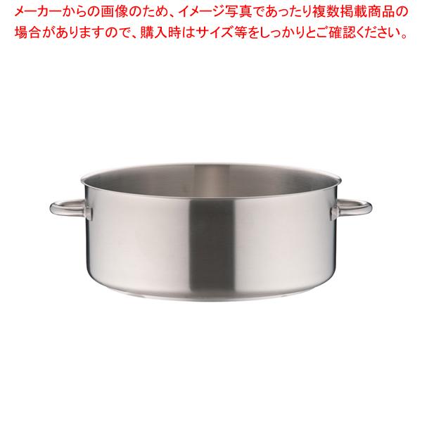 モービルプロイノックス外輪鍋 (蓋無) 5937.50 50cm 【メイチョー】