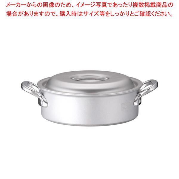 業務用マイスターIH 外輪鍋 24cm【 両手鍋 IH IH対応 】 【メイチョー】