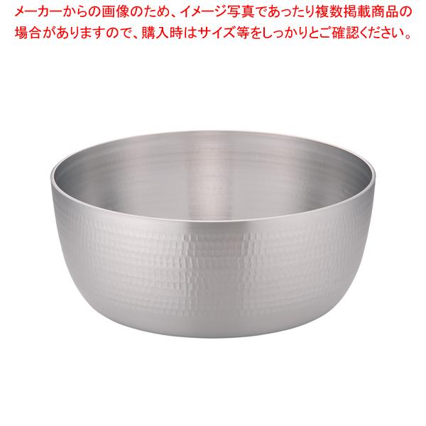 アルミDON矢床鍋 30cm 【メイチョー】