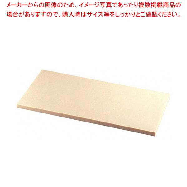K型オールカラーまな板ベージュ K16A 1800×600×H20mm【メイチョー】<br>【メーカー直送/代引不可】
