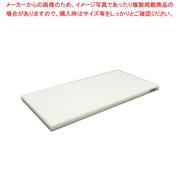 ポリエチレン・かるがるまな板標準 600×300×H25mm W【メイチョー】<br>【メーカー直送/代引不可】