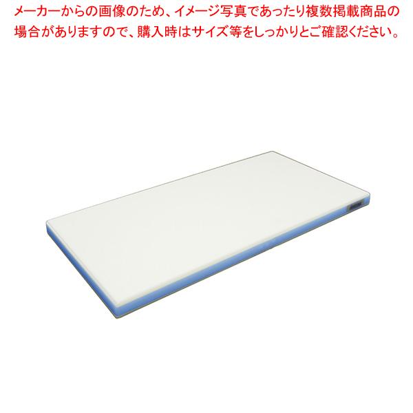 ポリエチレン・かるがるまな板標準 600×350×H25mm 青【メイチョー】<br>【メーカー直送/代引不可】