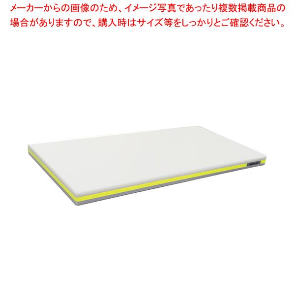 ポリエチレン・かるがるまな板肉厚 900×450×H40mm Y【メイチョー】<br>【メーカー直送/代引不可】