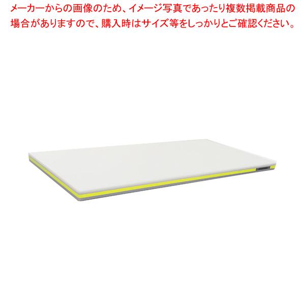 ポリエチレン・かるがるまな板肉厚 1200×450×H40mm Y【メイチョー】<br>【メーカー直送/代引不可】