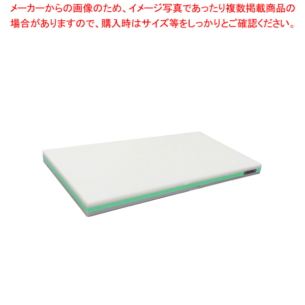 ポリエチレン・かるがるまな板肉厚 600×350×H30mm G【メイチョー】<br>【メーカー直送/代引不可】