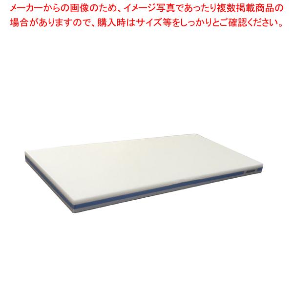 ポリエチレン・かるがるまな板肉厚 800×400×H30mm 青【メイチョー】<br>【メーカー直送/代引不可】