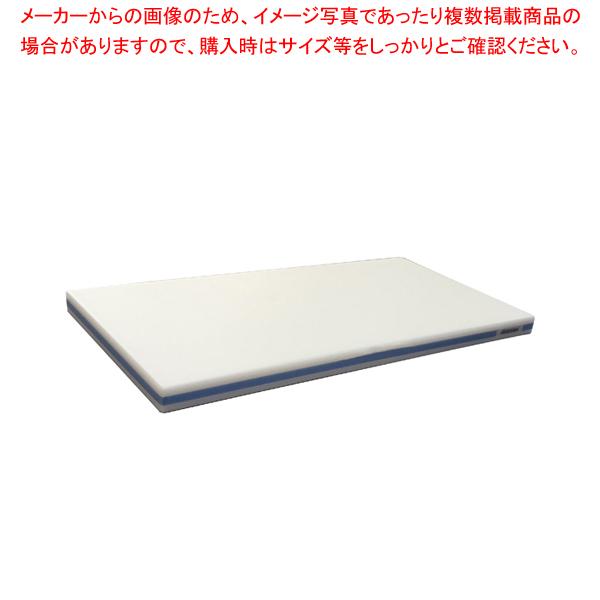 ポリエチレン・かるがるまな板肉厚 900×450×H40mm 青【メイチョー】<br>【メーカー直送/代引不可】