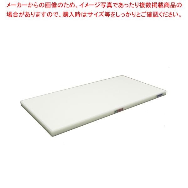 抗菌ポリエチレン・かるがるまな板標準 460×260×H20mm W 【メイチョー】
