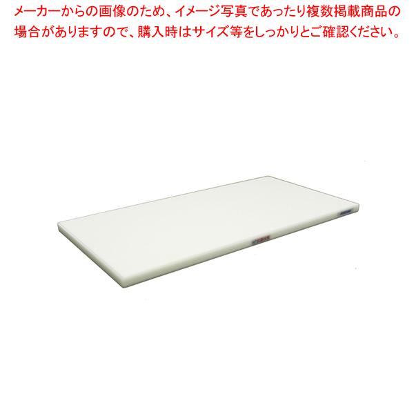 抗菌ポリエチレン・かるがるまな板標準 600×300×H20mm W 【メイチョー】