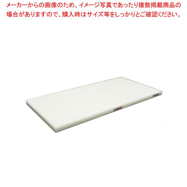 抗菌ポリエチレン・かるがるまな板標準 600×300×H25mm W 【メイチョー】