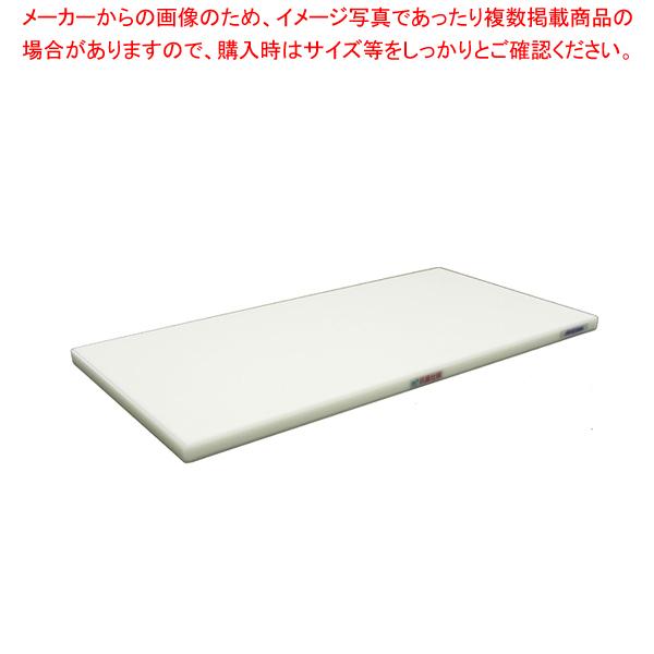 抗菌ポリエチレン・かるがるまな板標準 900×450×H30mm W 【メイチョー】