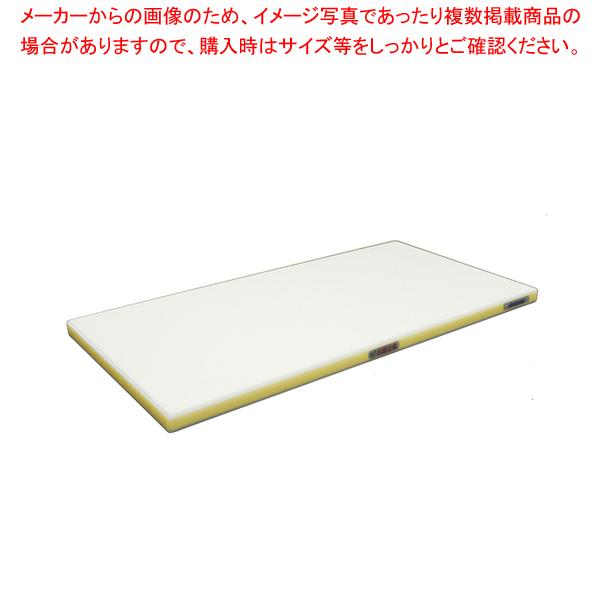 抗菌ポリエチレン・かるがるまな板標準 600×300×H25mm Y 【メイチョー】