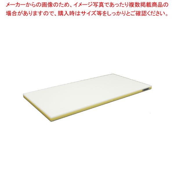 抗菌ポリエチレン・かるがるまな板標準 750×350×H25mm Y 【メイチョー】