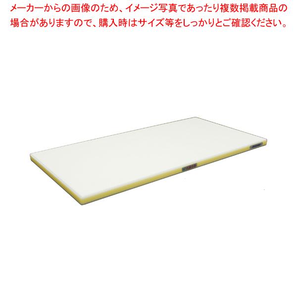 抗菌ポリエチレン・かるがるまな板標準 800×400×H25mm Y 【メイチョー】