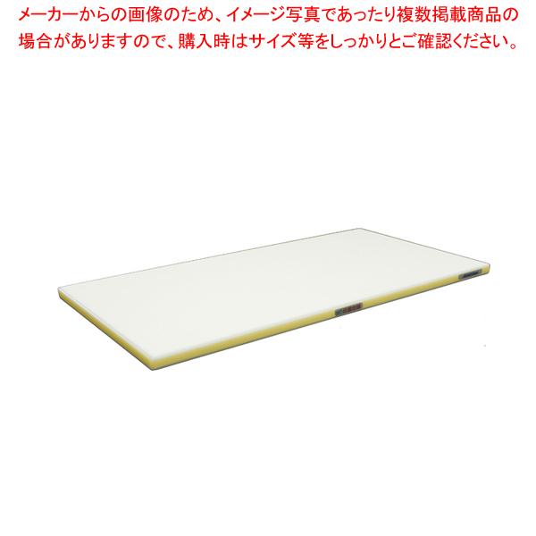 抗菌ポリエチレン・かるがるまな板標準 900×400×H30mm Y 【メイチョー】