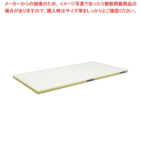 抗菌ポリエチレン・かるがるまな板標準 1200×450×H30mm Y 【メイチョー】