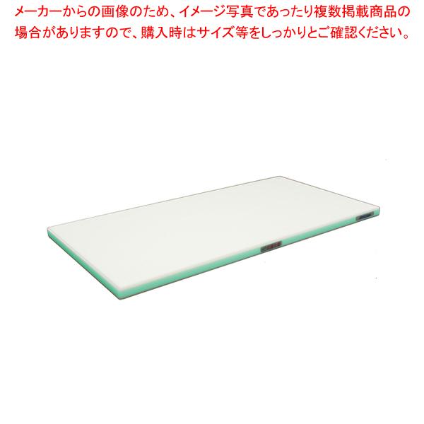 抗菌ポリエチレン・かるがるまな板標準 600×300×H20mm G 【メイチョー】
