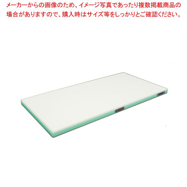 抗菌ポリエチレン・かるがるまな板標準 600×300×H25mm G 【メイチョー】