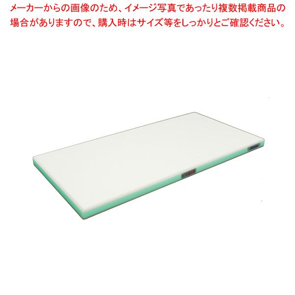 抗菌ポリエチレン・かるがるまな板標準 600×350×H25mm G 【メイチョー】
