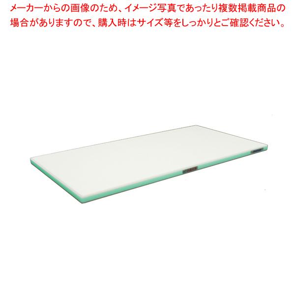 抗菌ポリエチレン・かるがるまな板標準 900×400×H30mm G 【メイチョー】