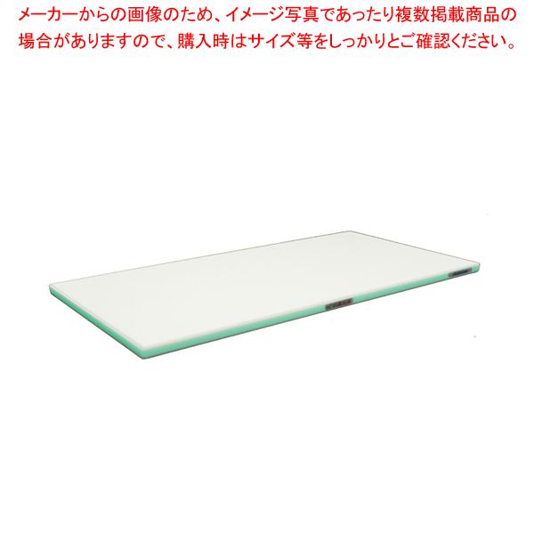 抗菌ポリエチレン・かるがるまな板標準 1000×400×H30mm G 【メイチョー】