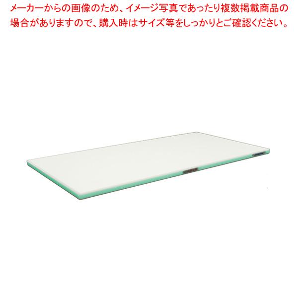 抗菌ポリエチレン・かるがるまな板標準 1200×450×H30mm G 【メイチョー】