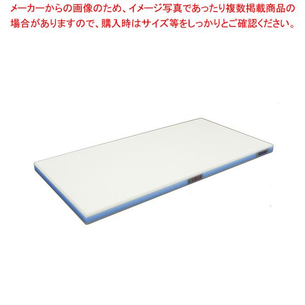 抗菌ポリエチレン・かるがるまな板標準 600×350×H25mm 青 【メイチョー】