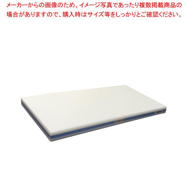 抗菌ポリエチレン・かるがるまな板肉厚 600×350×H30mm 青 【メイチョー】