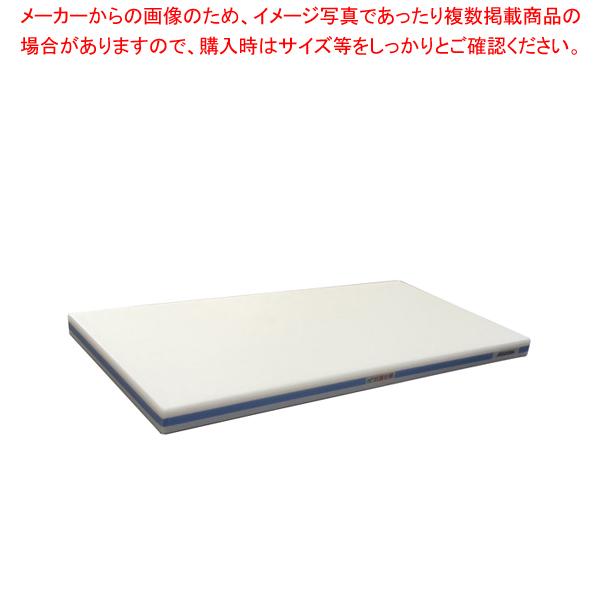 抗菌ポリエチレン・かるがるまな板肉厚 700×350×H30mm 青 【メイチョー】