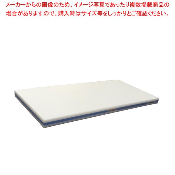 抗菌ポリエチレン・かるがるまな板肉厚 800×400×H30mm 青 【メイチョー】