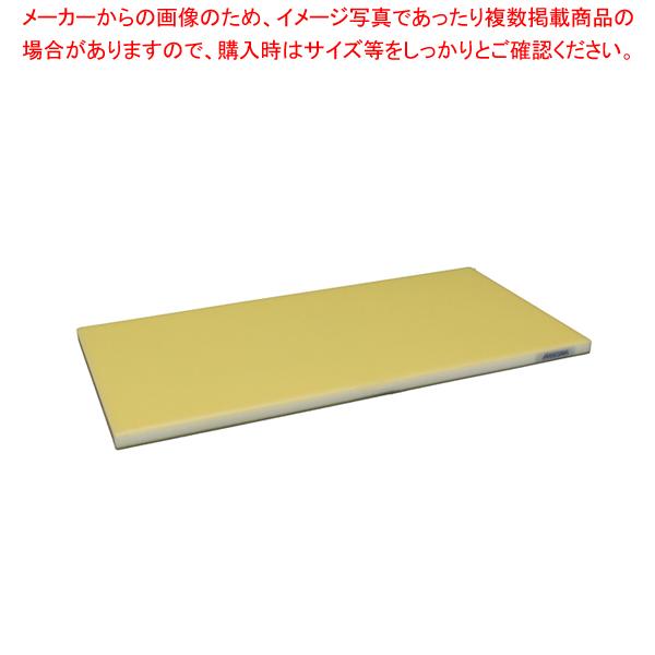 ポリエチレン 全面カラーかるがるまな板 600×350×H18mm Y 【メイチョー】