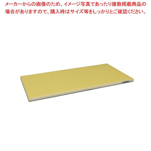 ポリエチレン 全面カラーかるがるまな板 600×300×H23mm Y 【メイチョー】