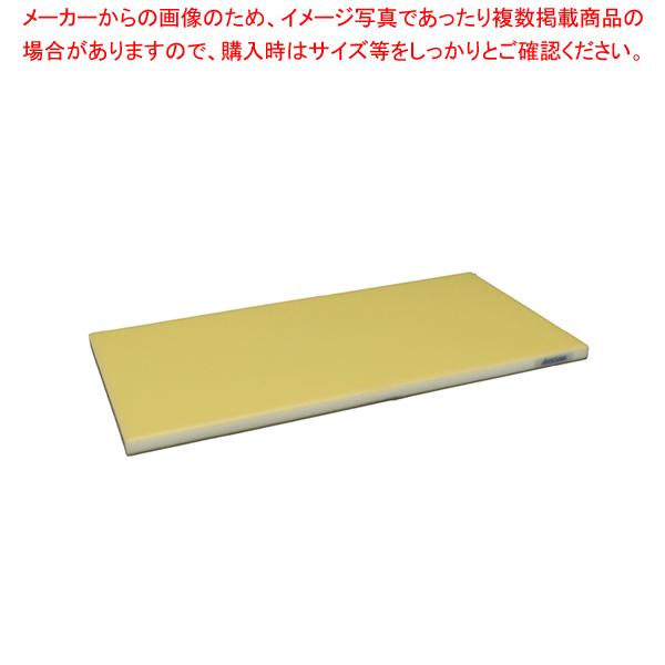 ポリエチレン 全面カラーかるがるまな板 600×350×H23mm Y 【メイチョー】