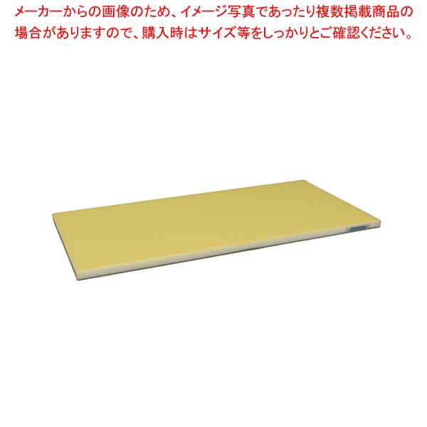 ポリエチレン 全面カラーかるがるまな板 800×400×H23mm Y 【メイチョー】