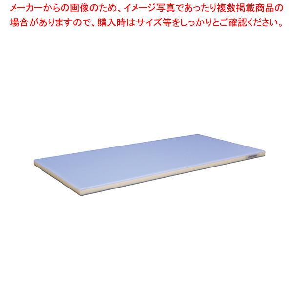 抗菌ポリエチレン全面カラーかるがるまな板 600×300×H18mm 青【メイチョー】【まな板 抗菌 業務用】