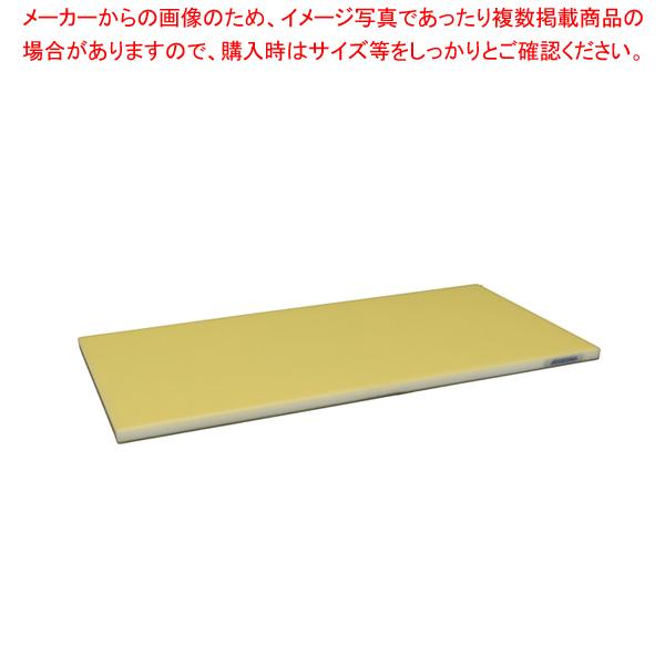 抗菌ポリエチレン全面カラーかるがるまな板 600×300×H18mm Y 【メイチョー】