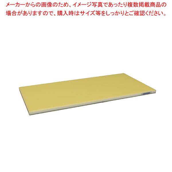 抗菌ポリエチレン全面カラーかるがるまな板 700×350×H23mm Y 【メイチョー】