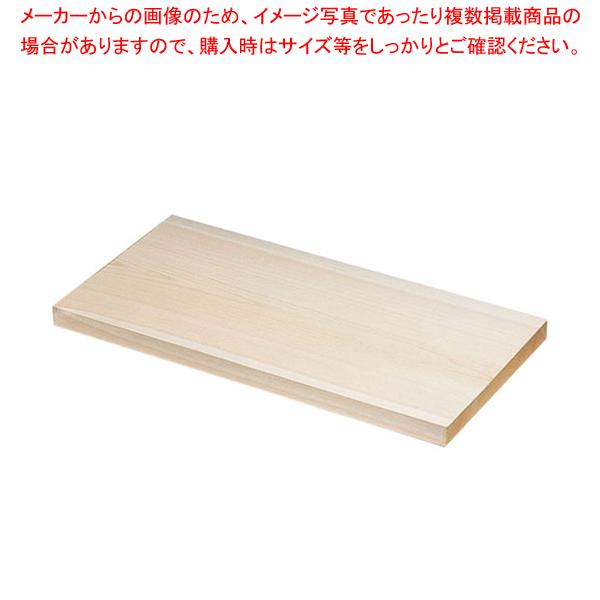 木曽桧まな板(一枚板) 600×300×H30mm【 木製まな板 業務用 まな板 木 600mm 】 【メイチョー】