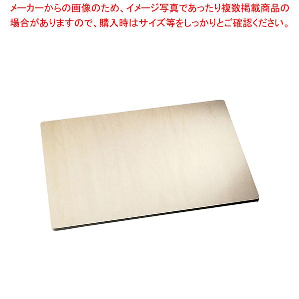 白木 強化のし板 900×900×H21【メイチョー】【そば 蕎麦 うどん パスタ 麺台 めん台 】