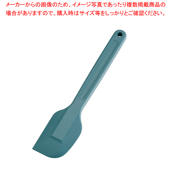 MPフーズ シリコンクリーンヘラ M MP-CH-M 緑 【メイチョー】