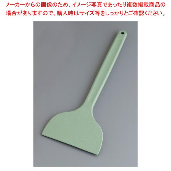 MPF カラーシリコンスクレイパー MP-LL-H 大 長柄 緑 【メイチョー】