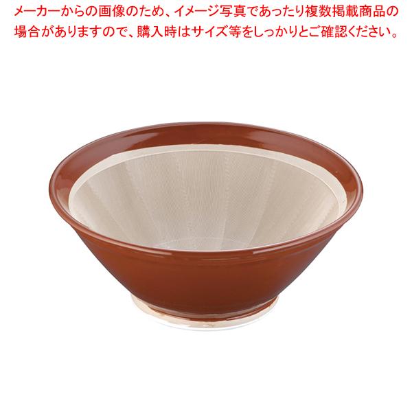 スリ鉢(常滑焼) 18号【 すり鉢 スリ鉢 】 【メイチョー】