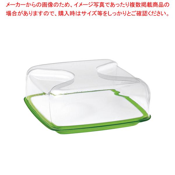 グッチーニ チーズボード L(カバー付) 2700.0044 グリーン 【メイチョー】