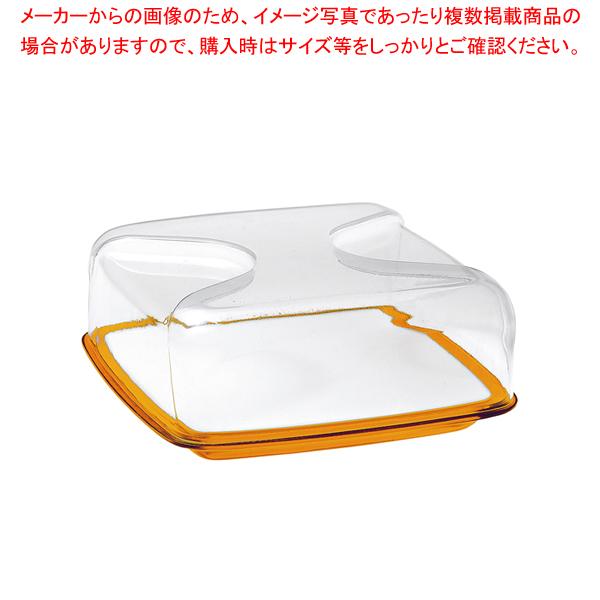 グッチーニ チーズボード L(カバー付) 2700.0045 オレンジ 【メイチョー】