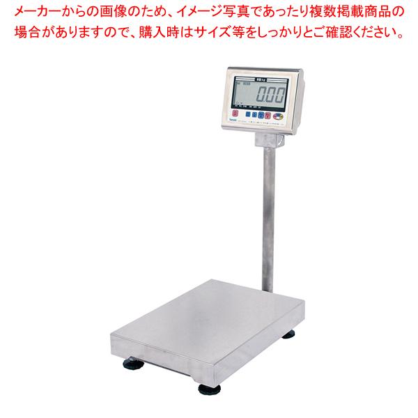 ヤマト 防水形デジタル台はかり DP-6700K-150【メイチョー】<br>【メーカー直送/代引不可】