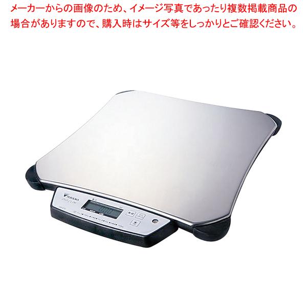 寺岡 薄型軽量台秤 DS-875 60kg【 メーカー直送/代引不可 】 【メイチョー】